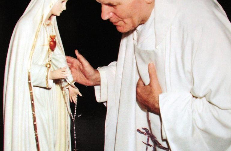 Preghiera di Giovanni Paolo II° per l'Immacolata