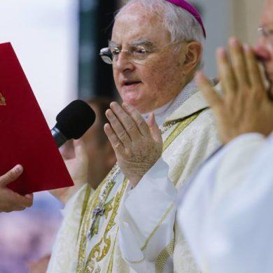 Il 22 luglio il Vescovo Hoser a Medjugorje ha celebrato la Messa
