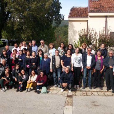 """I """"bambini pellegrini"""" del pellegrinaggio a Medjugorje in traghetto del 28 settembre- 3 ottobre 2018"""