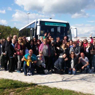 """I """"bambini pellegrini"""" del pellegrinaggio a Medjugorje in traghetto del 29 aprile- 3 maggio 2019"""