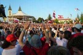 30° festival dei giovani di Medjugorje