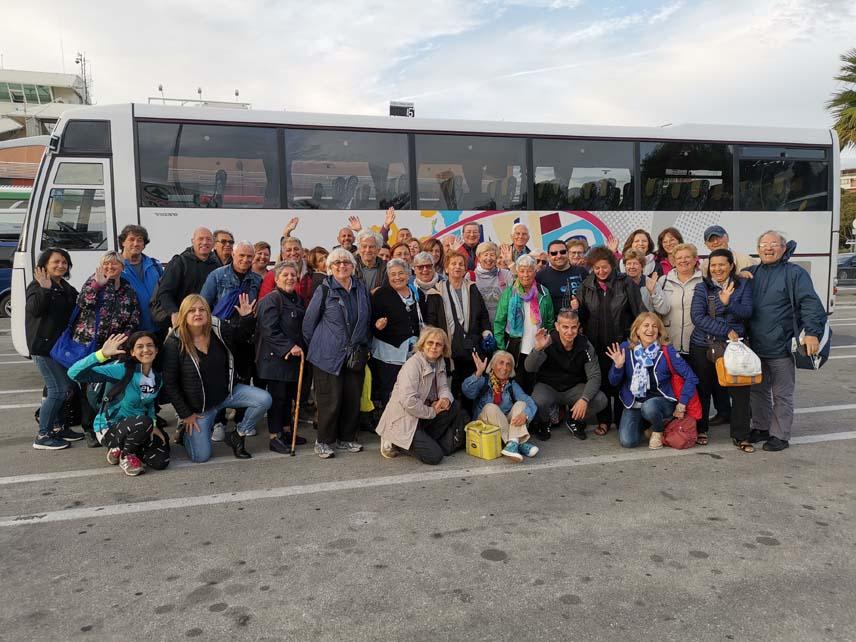 """I """"bambini pellegrini"""" del pellegrinaggio a Medjugorje in traghetto del 30 settembre 4 ottobre 2019"""