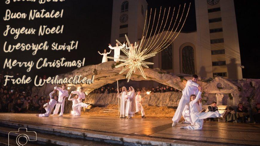 Messaggio della Madonna da Medjugorje del 2 gennaio 2020