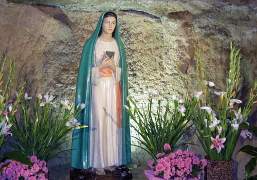 Novena alla Madonna della Rivelazione.