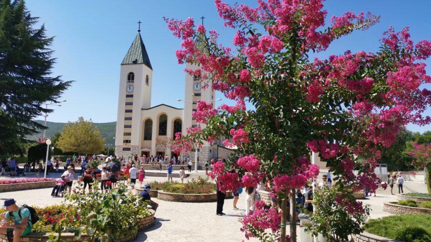 Messaggio della Madonna da Medjugorje del 25 marzo
