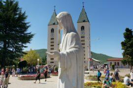 Messaggio della Madonna da Medjugorje del 25 giugno (quarantesimo anniversario)